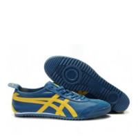 Onitsuka Original tiger Mexico 66 Deluxe Running Men's Shoes - Blue Ye