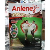 SUSU BUBUK ANLENE GOLD PLUS COKLAT (650 GR)