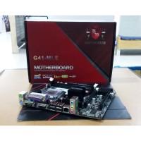 MOTHERBOARD REDWOOD G41 MLE INTEL SOCKET 775 DDR3