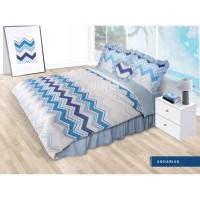 Bed Cover California - AQUARIUS - Rumbai - 180x200 (King)