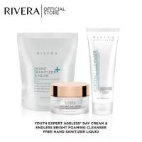 Rivera Paket Anti Aging Day Cream + Foaming Cleanser