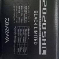 Promo !!!!!!! Reel Baitcasting Daiwa Z 2020 Shl Black Limited