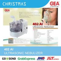 Ultrasonic Nebulizer Gea 402 AI / GEA 402AI / Alat Uap / Alat Inhalasi