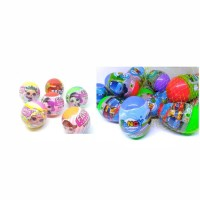Mainan Jadul - Telor Kejutan Anak / Surprise Egg Ball