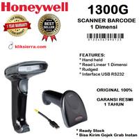 HONEYWELL 1300G-2USB HYPERION Handheld Scanner Barcode 1300-G 1Dimensi