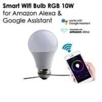 Smart Light Bulb RGB Wireless for Amazon Alexa Echo Dot & Google Home
