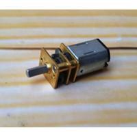 DC 12-N20 6V 70rpm Mini Micro Motor Gearbox Gear Box N20 For Robot