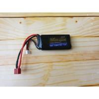 BATERAI BATERE TIGER LIPO BATTERY 900Mah 2S 30C T Plug