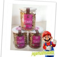kripik jamur kancing 3pcs