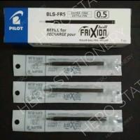 Refill pena (bolpen) pilot frixion 0,5 mm (tinta bisa dihapus) BLS-FR5