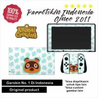 Garskin skin Animal Crossing for nintendo Switch v2