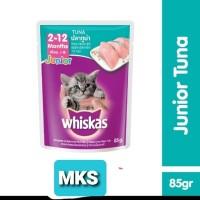 Whiskas Tuna Junior 85gr