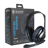 Headset Gaming Sades SA-701