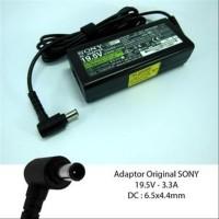 Original adaptor charger Sony Vaio 19.5 Volt 3.3A
