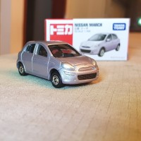 Tomica Nissan March no.12 (New - Mint Condition)