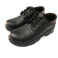 sepatu safety Pria asli kulit