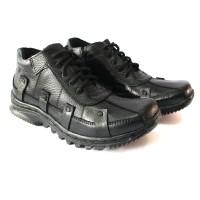 sepatu pria Asli kulit boots sepatu touring sepatu sneakers