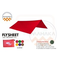 PROMO!!! Fly sheet 3mx4m Flysheet 3mx4m Flayshit 3mx4m