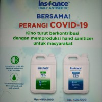 instance daily antiseptic