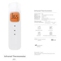 Thermometer Infrared Digital Gun LED Non-contact Termometer Tembak J03