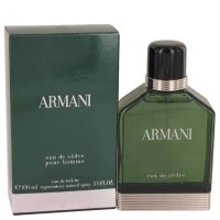 Parfum Pria Armani eau de cedre EDT 100ml Ori Reject NoBox