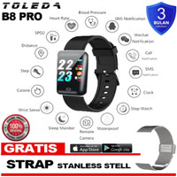 TOLEDA Smartband TLW B8 PRO Original 100% Smartwatch