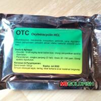 OTC Obat antibiotik ikan Oxytetracycline