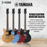 Yamaha Gitar Elektrik Revstar RS420 / RS 420 / RS-420