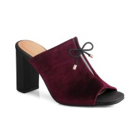 Symbolize Eden Sandal Heels - Marun