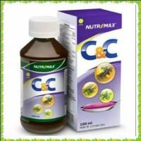 Obat Radang Tenggorokan Dan Batuk Nutrimax C&C Syrup
