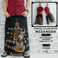 Sarung Celana Batik motif Kopi