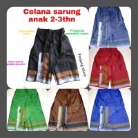 Sarung celana anak 2-3thn best seller
