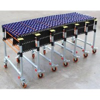4Connect Portable Flexible & Expandable Gravity Conveyors