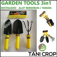 1 set Garden Tool Bestguard - Sekop taman/kebun mini