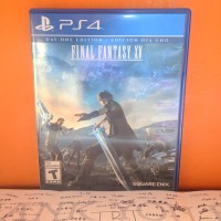 BD PS4 FINAL FANTASY XV