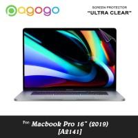 Screen Guard Screen Protector Macbook Pro 16 16.0 2019 A2141 Clear