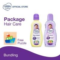 Cussons Baby Hair Care Bundling 1