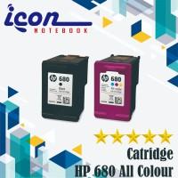 Catride HP 680 Black/Colour