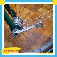 Kunci Pas Bentuk Tulang Hexagon untuk Reparasi Sepeda 10 in 1