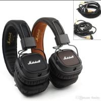 Headphone Headset Marshall Major II Free Pouch