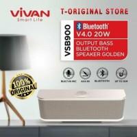 SPEAKER VIVAN VSB900 ORIGINAL BLUETOOTH AUDIO DEEP BASS AUX PORTABLE