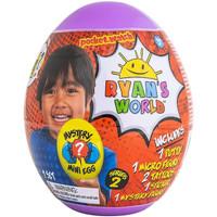 Ryan's World ™ Mini Mystery Egg Mainan Ryan Original Import