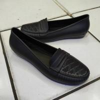 Sepatu Pantofel Karet Formal Wanita/Sepatu karet Fuhaha TJ-707