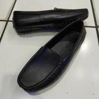 Sepatu Pantofel Karet Formal Wanita/Sepatu karet asli Yumeida