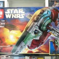 LEPIN 05037 - STAR WARS RED SHIP