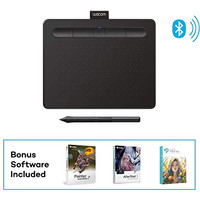 Wacom Intuos CTL 4100WL BLUETOOTH Small + Bonus Software