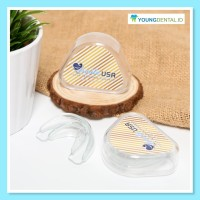 PERAPIH GIGI / TEETH TRAINER / ISMILEUSA ORIGINAL PRODUCT - Putih