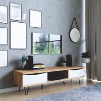 Meja TV rak TV minimalis modern lemari TV cabinet TV Serena