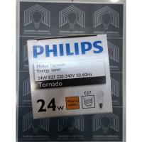 Lampu Philips Tornado 24 watt Warmwhite – Kuning 24 Watt Fitting E27