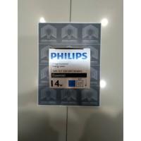Lampu Philips Essential 14W CooldayLight - Putih 14 Watt Fitting E27